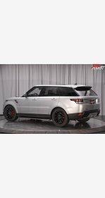 2016 Land Rover Range Rover Sport Supercharged for sale 101271732