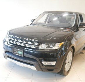 2016 Land Rover Range Rover Sport HSE for sale 101278837