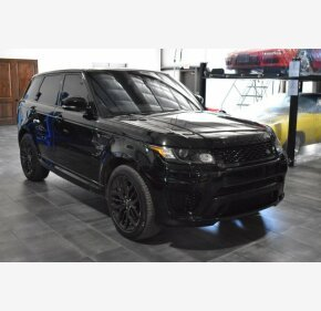 2016 Land Rover Range Rover Sport SVR for sale 101280394