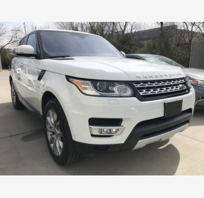 2016 Land Rover Range Rover Sport HSE for sale 101283915