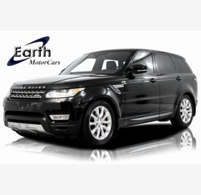 2016 Land Rover Range Rover Sport Supercharged for sale 101291535