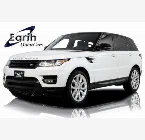 2016 Land Rover Range Rover Sport Supercharged for sale 101295721