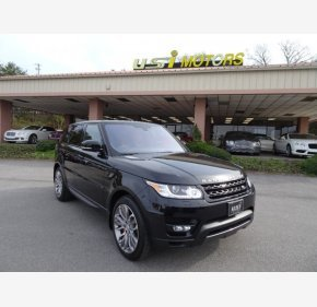 2016 Land Rover Range Rover Sport Supercharged for sale 101295783