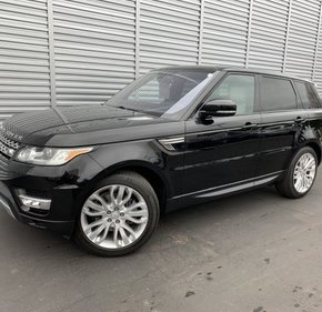 2016 Land Rover Range Rover Sport HSE for sale 101298697