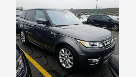 2016 Land Rover Range Rover Sport HSE for sale 101305087