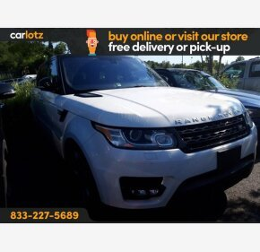 2016 Land Rover Range Rover Sport Supercharged for sale 101344418