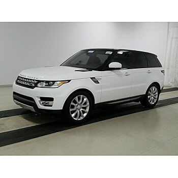 2016 Land Rover Range Rover Sport for sale 101388446