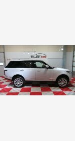 2016 Land Rover Range Rover Supercharged for sale 101078503