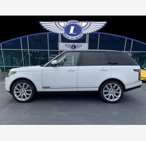 2016 Land Rover Range Rover for sale 101199536