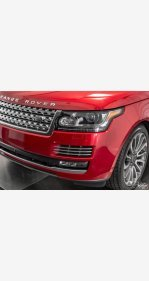 2016 Land Rover Range Rover Autobiography for sale 101206957