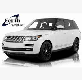 2016 Land Rover Range Rover HSE for sale 101254587