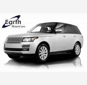 2016 Land Rover Range Rover HSE for sale 101254591