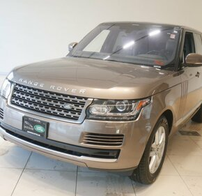 2016 Land Rover Range Rover for sale 101257128