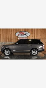 2016 Land Rover Range Rover Supercharged for sale 101261596