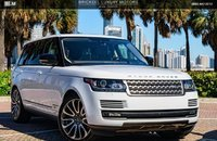 2016 Land Rover Range Rover Long Wheelbase Supercharged for sale 101288177