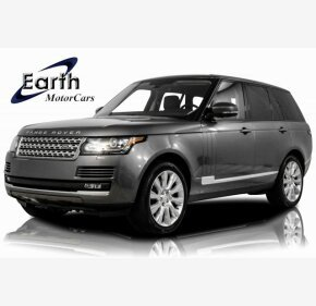 2016 Land Rover Range Rover Supercharged for sale 101295718