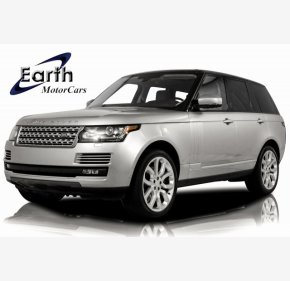 2016 Land Rover Range Rover HSE for sale 101295724