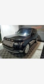 2016 Land Rover Range Rover HSE for sale 101301705
