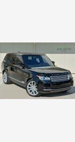 2016 Land Rover Range Rover for sale 101322221