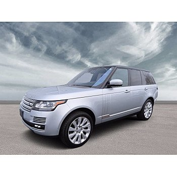2016 Land Rover Range Rover Supercharged for sale 101430927