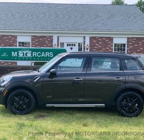 2016 MINI Cooper Countryman S ALL4 for sale 101150143