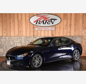 2016 Maserati Ghibli S Q4 for sale 101182998
