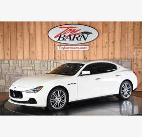 2016 Maserati Ghibli S Q4 for sale 101187659
