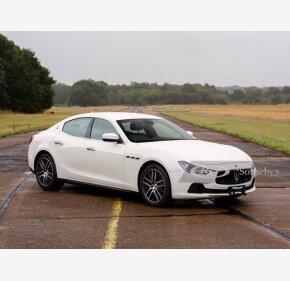 2016 Maserati Ghibli for sale 101350136