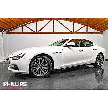 2016 Maserati Ghibli for sale 101370222