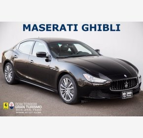 2016 Maserati Ghibli for sale 101386157