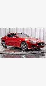 2016 Maserati Ghibli for sale 101394176