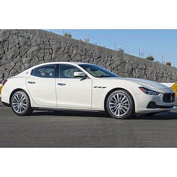2016 Maserati Ghibli for sale 101437511