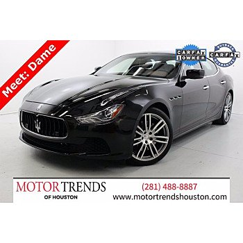 2016 Maserati Ghibli S for sale 101451493
