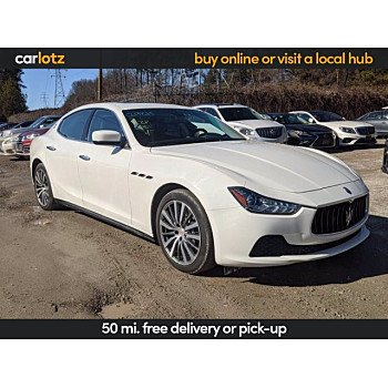 2016 Maserati Ghibli S Q4 for sale 101455368
