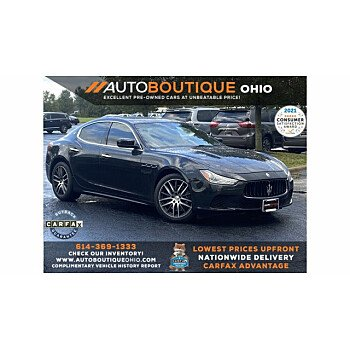 2016 Maserati Ghibli S Q4 for sale 101628260