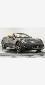 2016 Maserati GranTurismo Convertible for sale 101112437