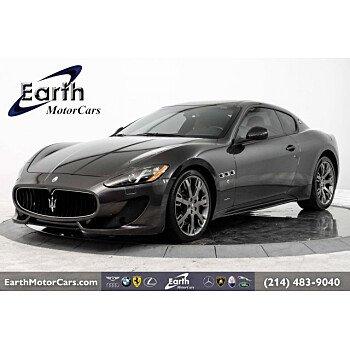 2016 Maserati GranTurismo Coupe for sale 101211932