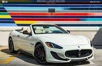 2016 Maserati GranTurismo Convertible for sale 101280893