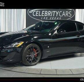 2016 Maserati GranTurismo Coupe for sale 101296219