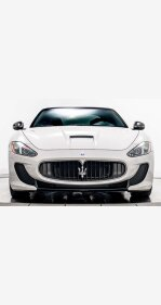 2016 Maserati GranTurismo for sale 101345967