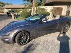 2016 Maserati GranTurismo Convertible for sale 101409472