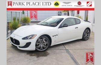 2016 Maserati GranTurismo for sale 101419304