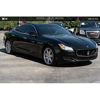2016 Maserati Quattroporte S for sale 101079189