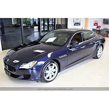 2016 Maserati Quattroporte S for sale 101166709