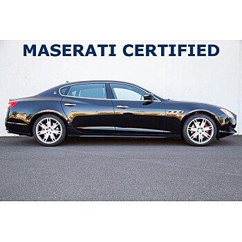2016 Maserati Quattroporte S for sale 101176934