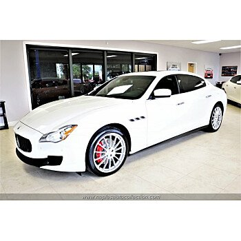 2016 Maserati Quattroporte S for sale 101185726