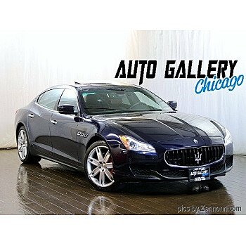 2016 Maserati Quattroporte S Q4 for sale 101208706