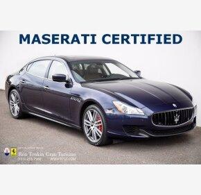 2016 Maserati Quattroporte S for sale 101397169