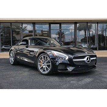 2016 Mercedes-Benz AMG GT S for sale 101095585