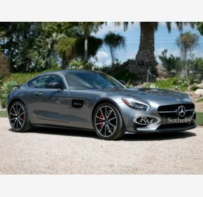 2016 Mercedes-Benz AMG GT S for sale 101329058